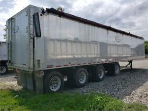 2013 Shuttle Floor Trailer 47' Live Bottom Belt Dump