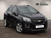 2013 CHEVROLET TRAX HATCHBACK