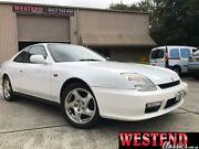 1997 Honda Prelude VTi-R White 4 Speed Automatic Coupe Lisarow Gosford Area Preview
