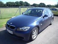 BMW 3 SERIES 318I ES, Blue, Manual, Petrol, 2006