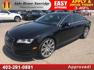 2012 AUDI A7 3.0 PRESTIGE NAVIGATION BACKUP CAMERA