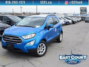 2018 Ford EcoSport SE|Roof|Screen|HT Seats| $68/Wk|1L |Cold PCK