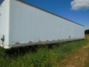 - 1995 - 53 FT. TRANSPORT TRAILER - MINT CONDITION !!!
