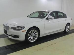 2014 BMW 320i XDRIVE-LEATHER-SUNROOF-HEATED SEATS-NO ACCIDENTS