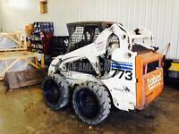 2000 BOBCAT 773 SKID STEER LOADER