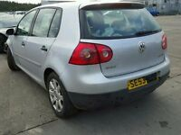 VW Golf MK5 breaking for parts
