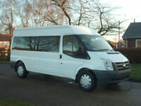 Ford TRANSIT 100 LWB 15 seat minibus DIRECT MOD choice available