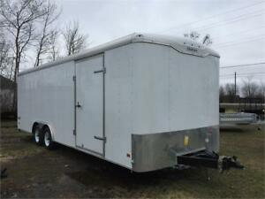 2017 Haulmark 8.5x24 Enclosed Trailer TST85X24WT3
