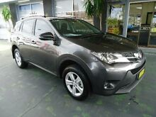 2013 Toyota RAV4 ASA44R GXL (4x4) Graphite 6 Speed Automatic Wagon Hamilton Newcastle Area Preview