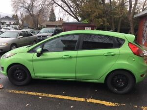 2014 Ford Fiesta Bicorps