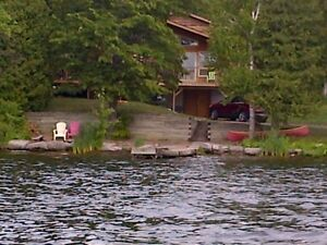 Family Cottage for Rent in the Kawarthas