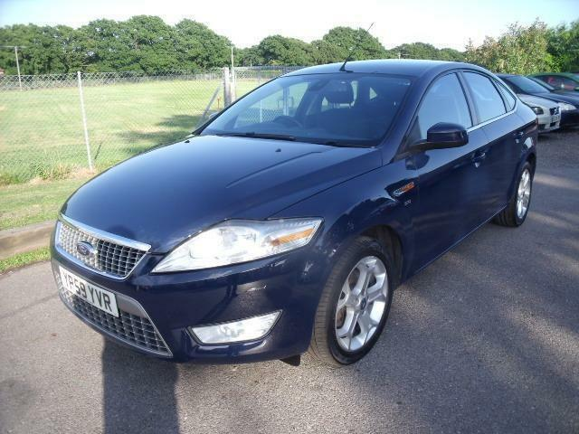 FORD MONDEO TITANIUM 140 TDCI - FSH, Blue, Manual, Diesel, 2010
