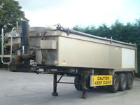 2004 Weight Lifter Tipping Trailer,