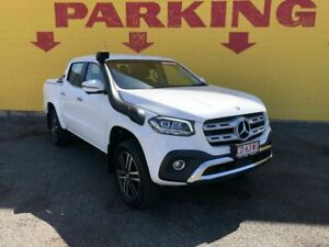 2018 Mercedes-Benz X-Class 470 X250d 4MATIC Power White 7 Speed Sports Automatic Utility Winnellie Darwin City Preview