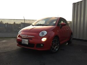 2012 Fiat 500 Sport Y.E.S. WAS $7,950 NOW $7,777