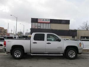 2011 GMC Sierra 1500 Nevada Edition 4.8L 4X4 CREW WITH CHROME