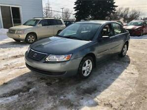2007 Saturn Ion 84042 KM, Safety & ETEST for ON or QC INCL.