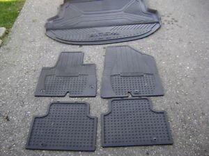 Santa fe     winter floor mats