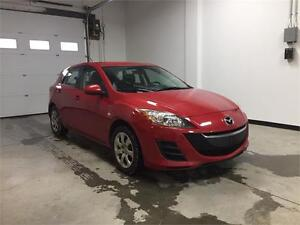 2010 Mazda 3 Sport ,5 Spd, LOW LOW KM,1 owner, local, MINT!!!!