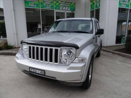 From $70p/w ON FINANCE* 2010 Jeep Cherokee Wagon Blacktown Blacktown Area Preview