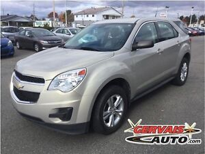 Chevrolet Equinox LS A/C MAGS **Inspection complète** 2011