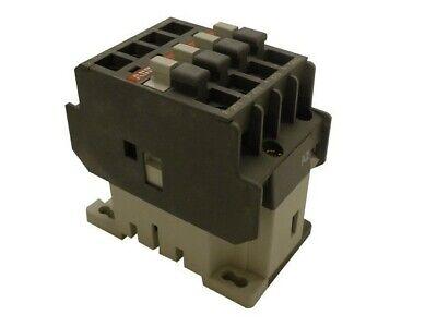ABB A9-30-10-80 U 9A 600V 3P Coil240 VAC USED