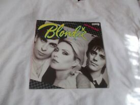 Vinyl LP Eat To The Beat – Blondie Chrysalis CDL1225 Stereo 1979