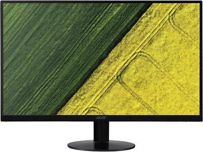 "Acer SA230 bid Black 23"" IPS FHD 1080p Monitor, 4ms GTG, 250nit, VGA, DVI (w/ HD"