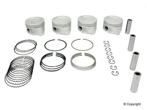 NPR Engine Piston Set - IMC