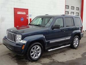 2008 Jeep Liberty Limited 4X4 ~ Navigation ~139,000kms ~ $9999