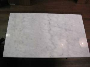 Great RECTANGULAR White Marble Top Table Seats 4 DELIVERED** Woollahra Eastern Suburbs Preview