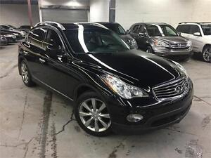 INFINITI EX35 2008 AWD/CUIR/MAGS/TOIT/TRES PROPRE!!