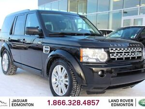 2013 Land Rover LR4 HSE LUX - LOCAL ALBERTA TRADE IN | NO ACCIDE