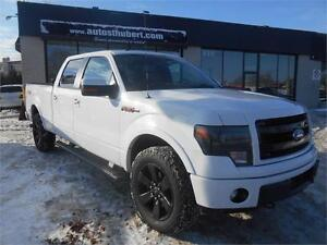 FORD F-150 FX4 DECOR CREWCAB 4X4 ECOBOOST 2013 **NAVIGATION**