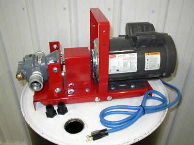 New Redline Oil Transfer Pump 34 Hp 1 Ports16 Gpmwaste Oil Heatersburners