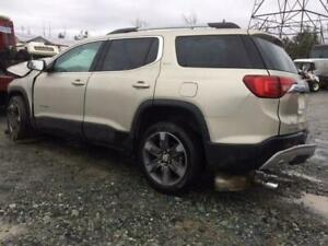 2017 GMC Acadia SLT-2 AWD 3.6L Parts Outing