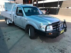 2007 Ford Ranger PJ XL (4x2) White 5 Speed Manual Super Cab Pick-up Unanderra Wollongong Area Preview
