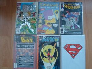 collector comic books