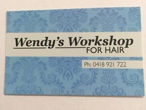 Wendy's Workshop for Hair Perth Region Preview