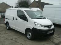 NISSAN NV200 1.5dCi ( 89bhp ) ( Euro 5 ) SE 2013 (63) IMMACULATE 108,000 MILES