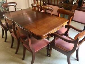 Antique Dining Suite GREATLY REDUCED for quick sale Karrinyup Stirling Area Preview