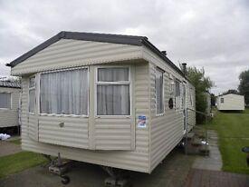 Cheap Static Caravan For Sale Skipsea Sands North Humberside EX HIRE FLEET