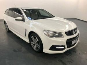 2015 Holden Commodore VF II SV6 Heron White 6 Speed Automatic Sedan Sunshine North Brimbank Area Preview