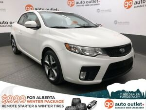 2012 Kia Forte Koup SX - Leather Heated Seats