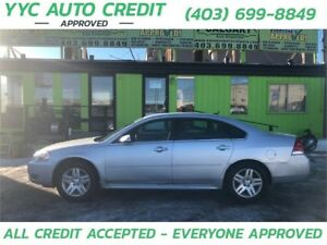 2012 Chevrolet Impala LT  *$99 DOWN EVERYONE APPROVED*