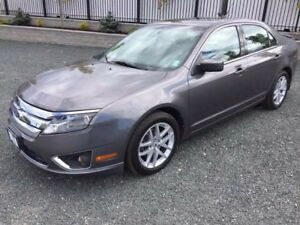 2010 Ford Fusion SEL 4dr All-wheel Drive Sedan
