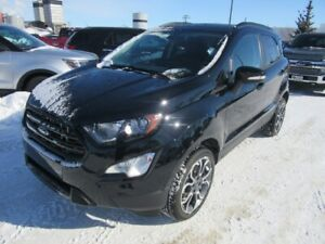 2019 Ford EcoSport SES 4x4