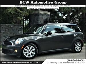 2014 MINI Cooper Clubman S Certified Must See! $18,995.00