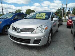 DEAL FOR VERSA !!! 2007 Nissan Versa loaded with alloy rims