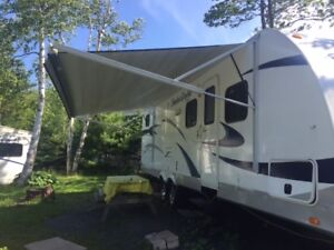 32 foot Ultra Light Travel Trailer - by Shadow Cruiser